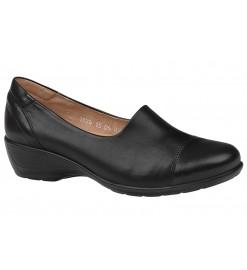 Axel 1024 Czarne Pantofelki