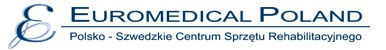 Euromedical.pl - sklep medyczny ze sprzętem rehabilitacyjnym i ortopedycznym - Euromedical Poland, Polsko Szwedzkie Centrum Sprzętu Rehabilitacyjnego